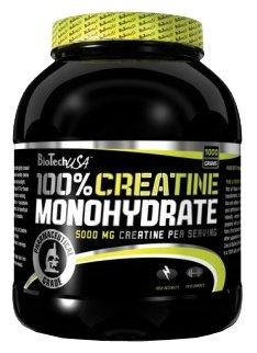 Креатин BioTech Creatine Monohydrate (1000 г) в банке