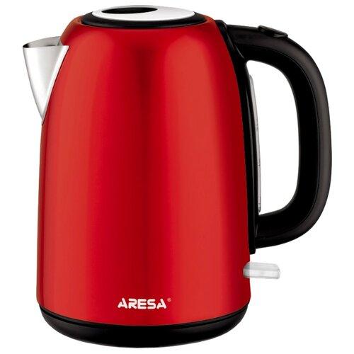 цена на Чайник ARESA AR-3446, красный