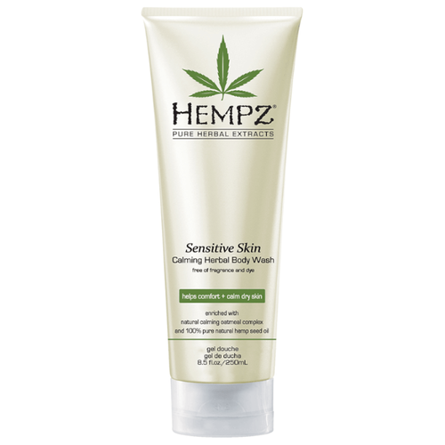 Гель для душа Hempz Sensitive Skin, 250 мл