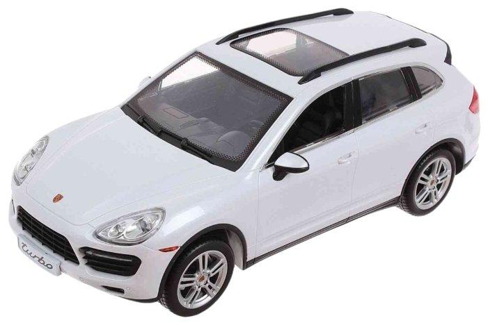Внедорожник KidzTech Porsche Cayenne S (85151) 1:16 30 см