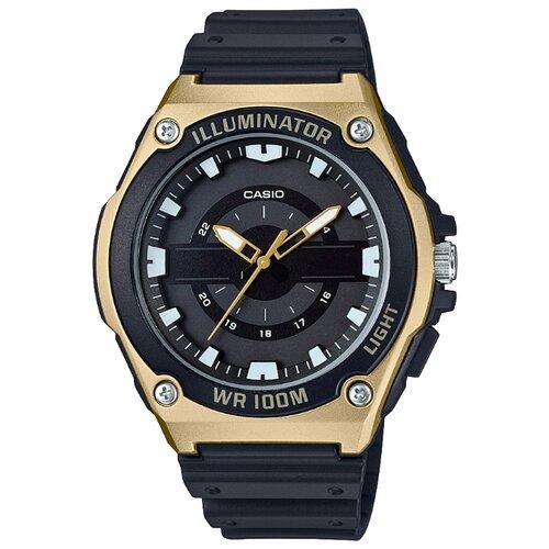 Наручные часы CASIO MWC-100H-9A casio часы casio mtp e303sg 9a коллекция analog