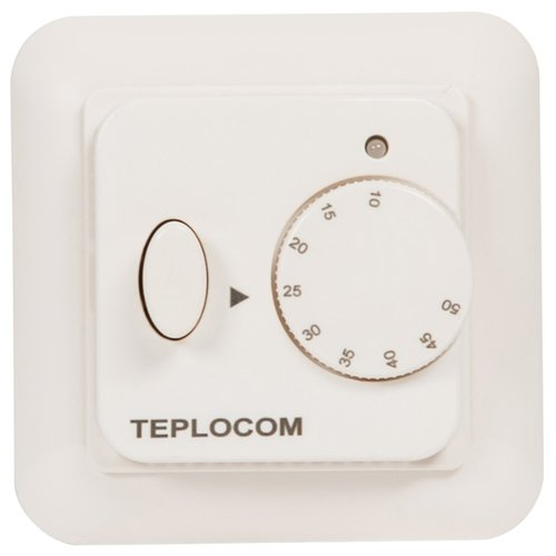 цена на Терморегулятор TEPLOCOM TSF-220/16A белый