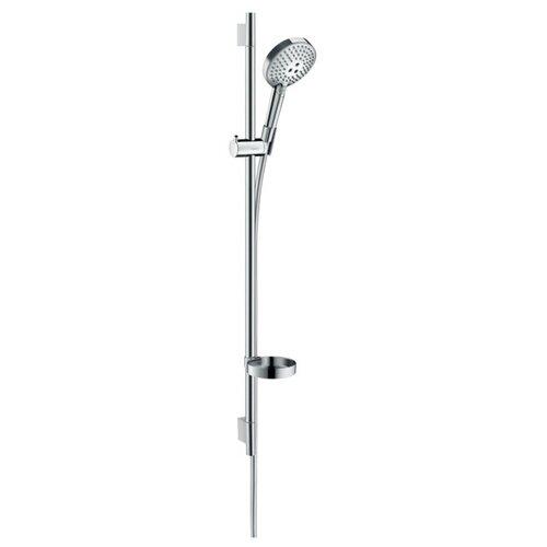 Душевой набор (гарнитур) hansgrohe Raindance Select S 27667000 хром душевой набор гарнитур argo 101