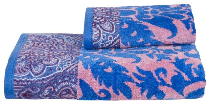 Полотенца Guten Morgen Полотенце Гоа Цвет: Синий, Фиолетовый (34х76 см)
