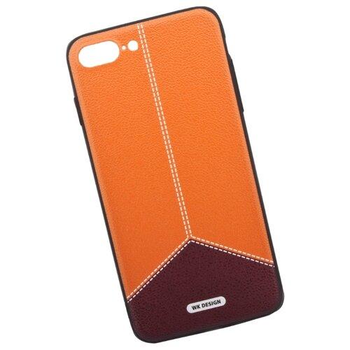 Чехол WK WK415 для Apple iPhone 7 Plus/iPhone 8 Plus коричневый чехол wk letou для iphone xs 0l 00039966 серый