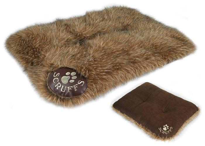 Лежак для собак Scruffs Siberian Timber 100х70х7.5 см