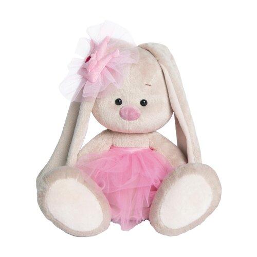 Фото - Мягкая игрушка Зайка Ми балерина 18 см мягкая игрушка зайка ми в лиловом 23 см