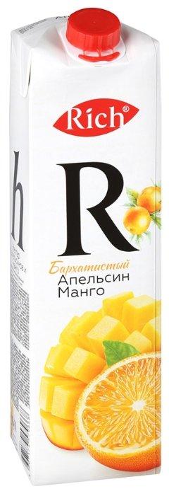 Нектар Rich Апельсин-Манго, 1 л