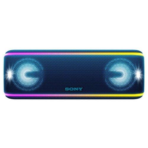 Портативная акустика Sony SRS-XB41 blueПортативная акустика<br>