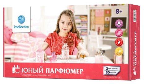Intellectico Юный парфюмер. Малый набор (706)