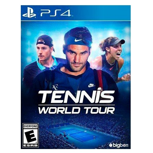Игра для PlayStation 4 Tennis World Tour