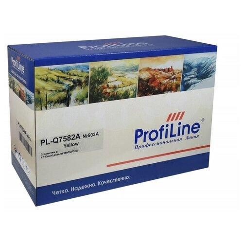 Фото - Картридж ProfiLine PL-Q7582A №503A-Y, совместимый картридж profiline pl q6462a y совместимый