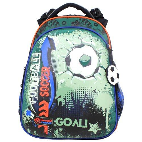 Hummingbird Рюкзак Goal (T61), зеленый hummingbird рюкзак miss b t20 серый