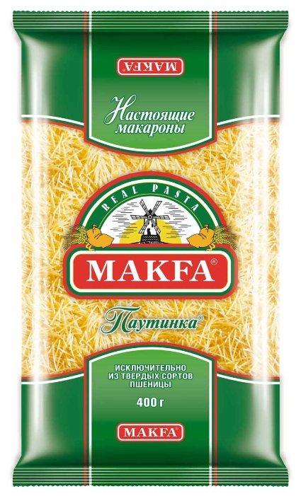 Макфа Вермишель Паутинка, 400 г