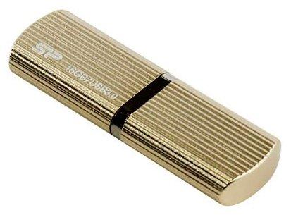 USB Flash накопитель 16Gb Silicon Power Marvel M50 Blue (SP016GBUF3M50V1B)