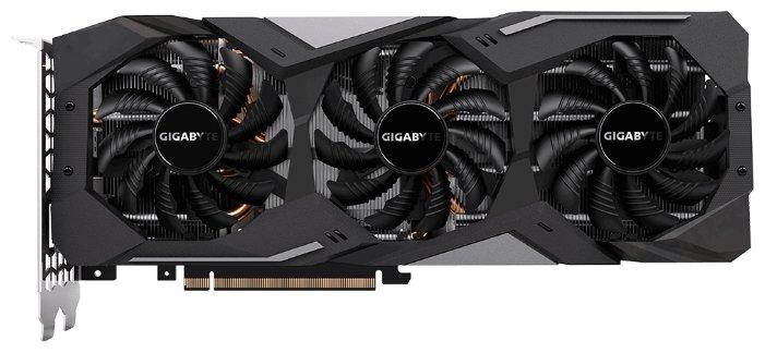 GIGABYTE Видеокарта GIGABYTE GeForce RTX 2080 1785MHz PCI-E 3.0 8192MB 14000MHz 256 bit HDMI HDCP