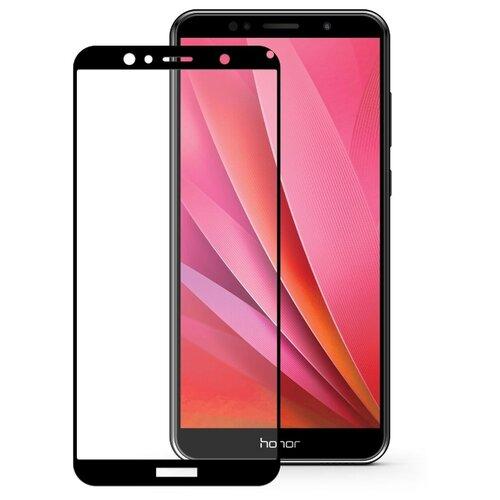 Защитное стекло Mobius 3D Full Cover Premium Tempered Glass для Huawei Honor 7A/Y5 2018 черный