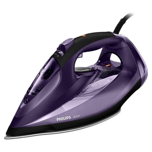 Утюг Philips GC4563/30 Azur фиолетовый/черный утюг philips gc 4939 00 azur advanced