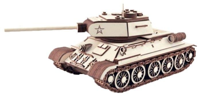 Сборная модель Армия России Танк Т-34-85 (TY339-A17),,