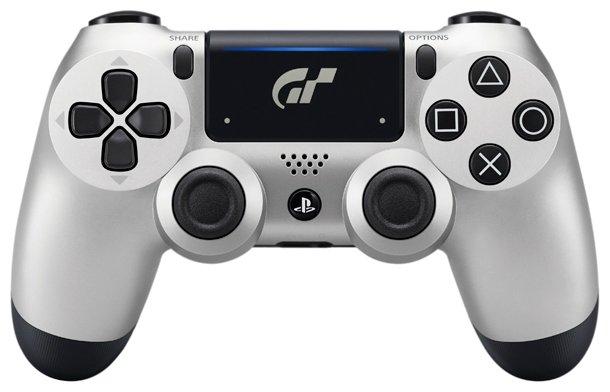 Sony Геймпад Sony DualShock 4 Gran Turismo Sport