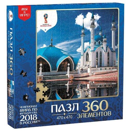 Купить Пазл Origami ЧМ2018 Города Казань (03851), элементов: 360 шт., Пазлы