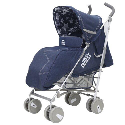 Купить Прогулочная коляска RANT Molly jeans blue, Коляски