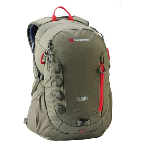 Рюкзак Caribee X-Trek 28 green (forest olive)Рюкзаки<br>