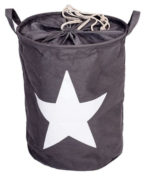 Tatkraft Корзина для белья Star 42x35x35 см