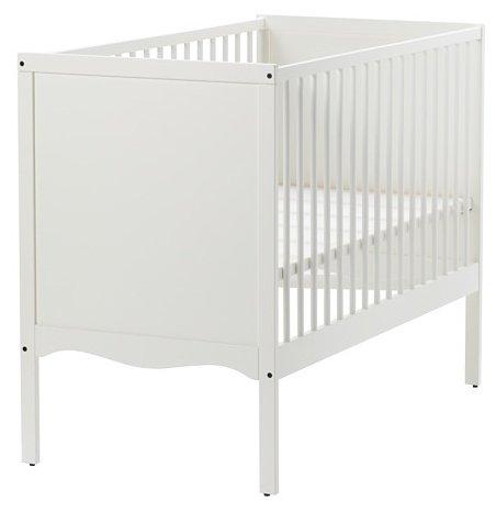 Кроватка IKEA Солгуль