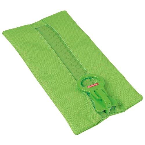 Купить BRUNNEN Пенал BigZip (49031) зеленый, Пеналы
