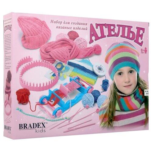 Купить BRADEX Набор для создания вязаных изделий Ателье (DE 0275), Наборы для вязания