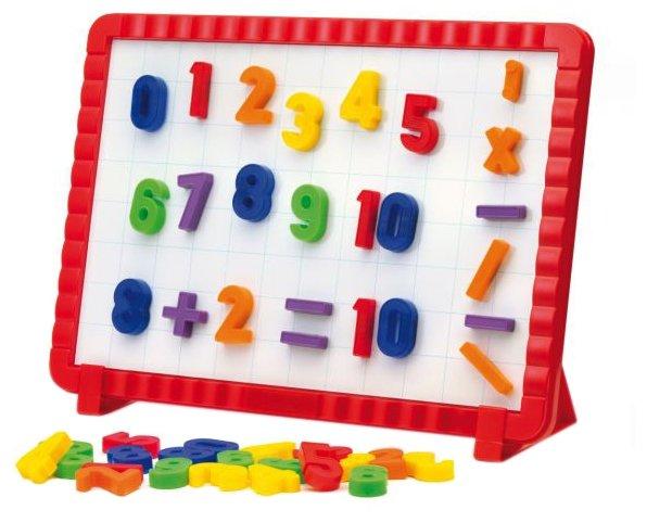 Доска для рисования детская Quercetti математическая 48 элементов (5183)