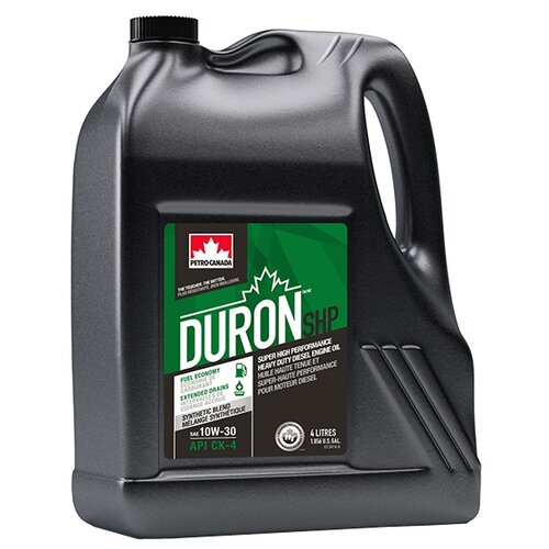 Моторное масло Petro-Canada Duron SHP 10W-30 4 л