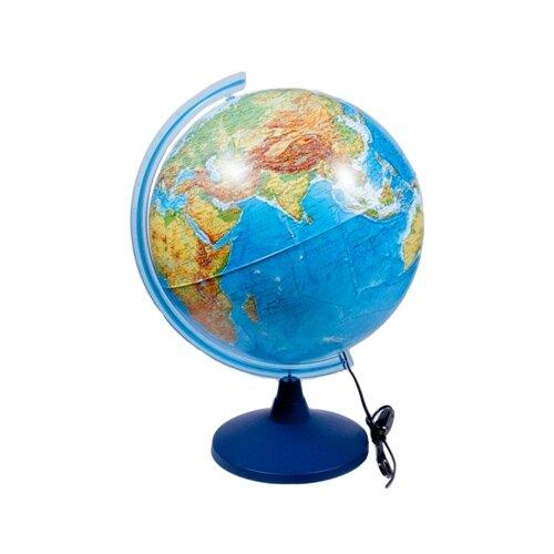Глобус физико-политический Globen Классик Евро 400 мм (Ке014000246) синий