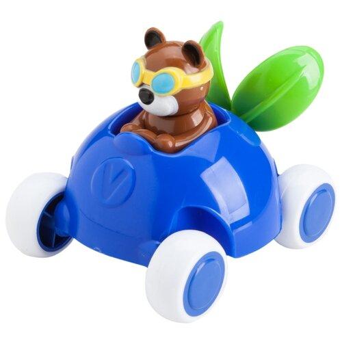 Машинка Viking Toys Cute Racer Blueberry (1365) 14 см синий