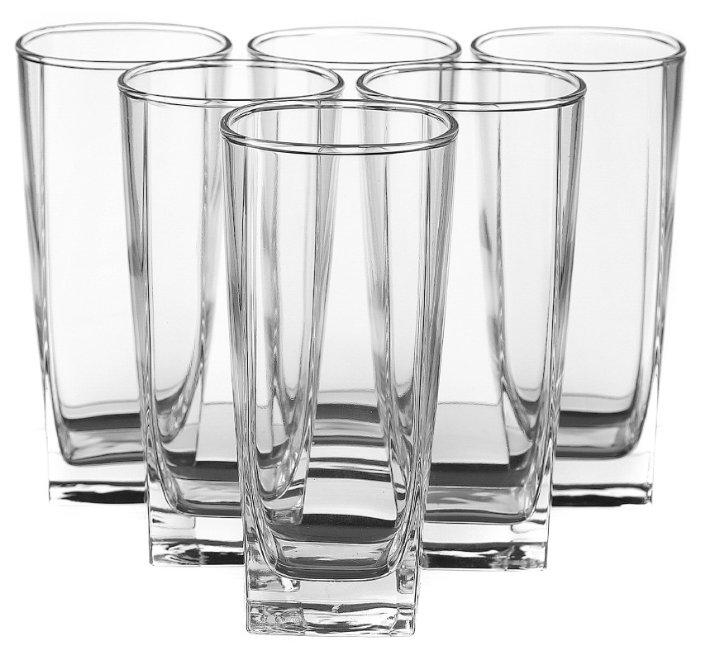 Набор стаканов LUMINARC Стерлинг 6шт 330мл высокие, H7666