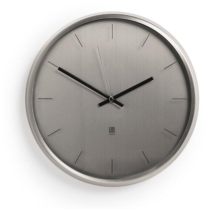 Часы настенные кварцевые Umbra Meta 1004385-410