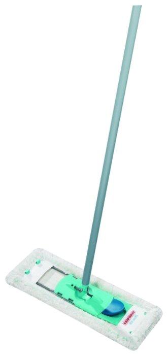 Швабра Leifheit 55037 стальной/белый/зеленый