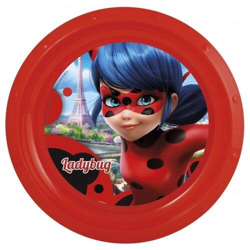 Фото - Stor Тарелка Леди Баг 23 см красный stor тарелка леди баг 23 см красный
