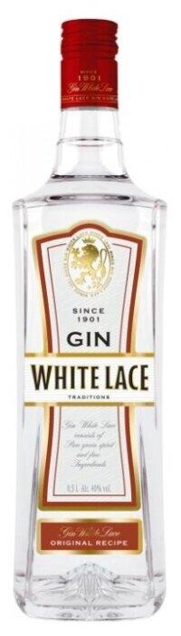 Джин White Lace, 0.5 л