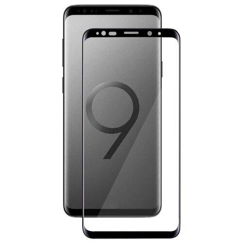Защитное стекло Media Gadget 3D Full Cover Tempered Glass для Samsung Galaxy S9 черный