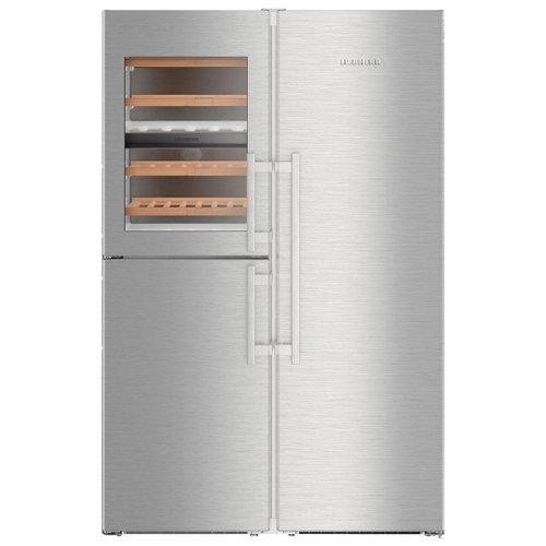 Фото - Холодильник Liebherr SBSes 8486 PremiumPlus BioFresh NoFrost sbses 7353 25