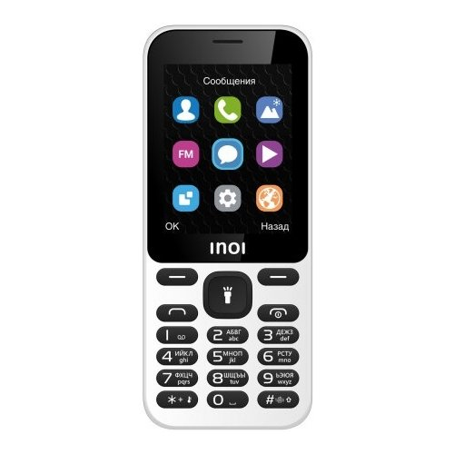 Купить Телефон INOI 239 белый