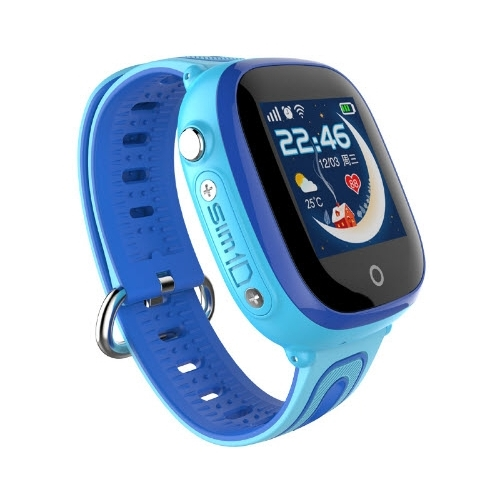 Часы с gps трекером smart baby watch df31g c gps