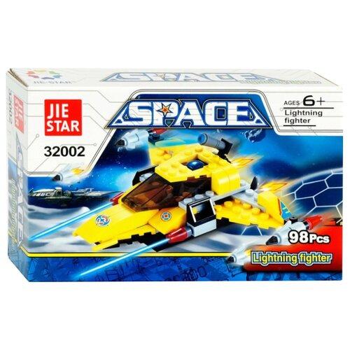 Конструктор Jie Star Space 32002 jie kang ps 06a