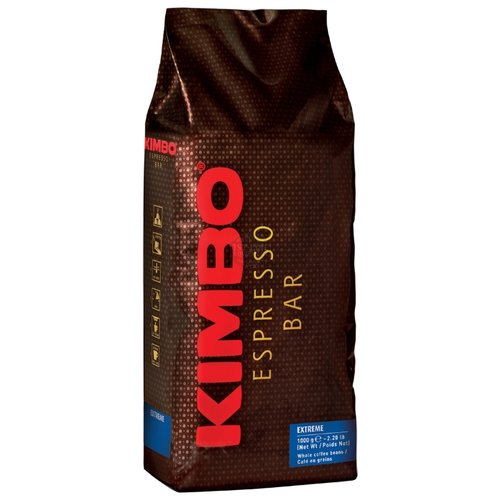 Кофе в зернах Kimbo Extreme, арабика/робуста, 1000 г цена 2017