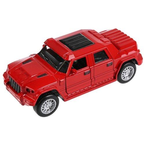 Купить Внедорожник ТЕХНОПАРК FY6158-SL 12 см красный, Машинки и техника