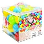 Шарики для сухих бассейнов Dolu 50 штук, 9 см (DL_3173)