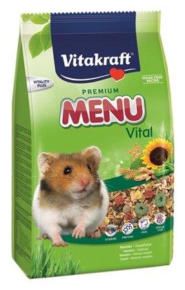 Корм для хомяков Vitakraft Premium Menu Vital