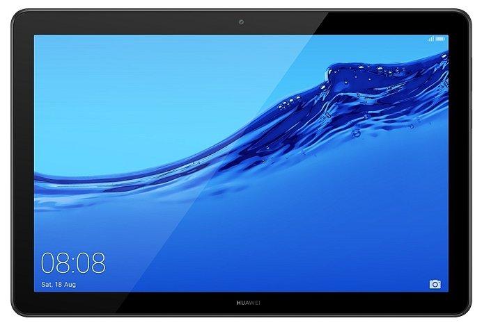 Планшет Huawei MediaPad T5 10 LTE 16Gb AGS2-L09 Black 53010DLM (Kirin 659 2.36GHz/2048Mb/16Gb/LTE/Wi-Fi/Bluetooth/Cam/10.1/1920x1200/Android)